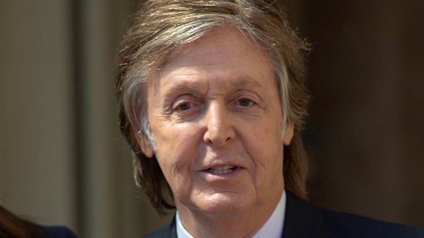 Paul McCartney says grandson was mugged at Knifepoint