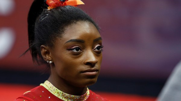 Simone Biles reveals heartache after brother charged with shooting