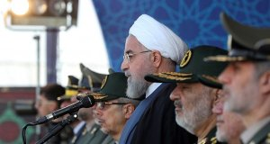 Hassan Rouhani tells the US to leave the Persian Gulf