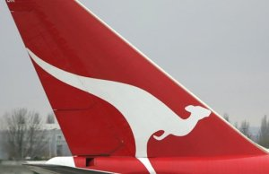 Qantas completes the flight from Sydney to New York