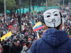 Ecuador protests continue