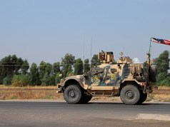 US troops cannot stay in Iraq after leaving Syria