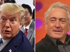 Robert De Niro says Donald Trump acts like a gangster with no honour