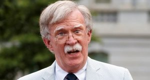 John Bolton doesn't turn up for impeachment hearing