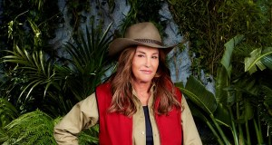 Caitlyn Jenner is on I'm a Celebrity