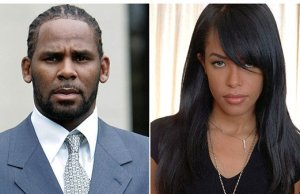R Kelly apparently had marriage with Aaliyah