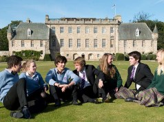 Gordonstoun School; principals at odds over bans on mobile phones in schools