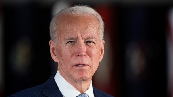 Joe Biden political candidate for democratic party