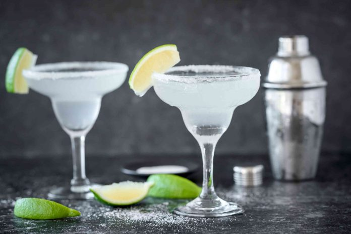 The nightcap margarita