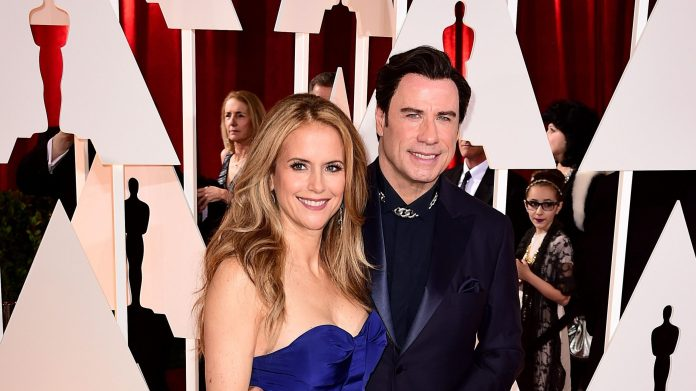 John Travolta posts nice message about Kelly Preston