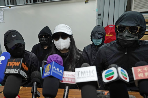 China sentences 10 people attempting to flee hong kong to prison