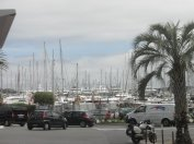 Most places divide into haves and have-nots: Cannes is the haves and have-yachts