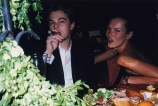 Leo DiCaprio and Kate Moss