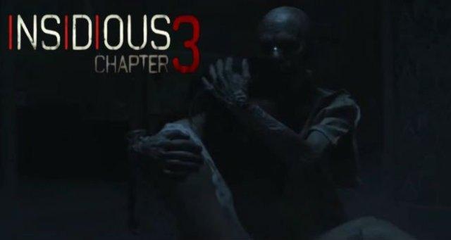 Insidious 3 2015 Horror Film Leigh Whanell