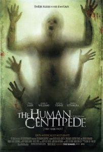 Horror Movies - human centipede