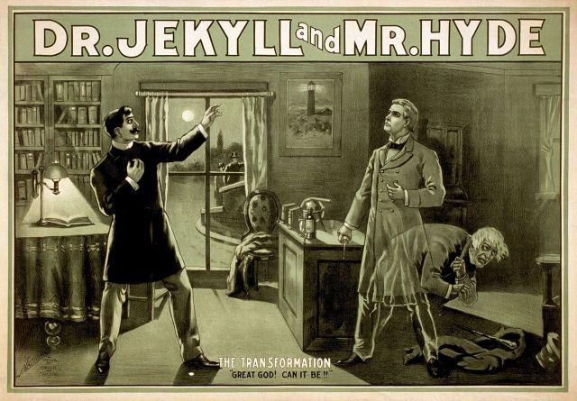 British Horror Characters - Dr Jekyll