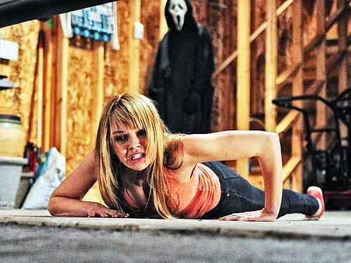 Horror Clichés - Crawling