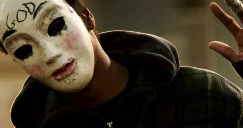 The First Purge mask