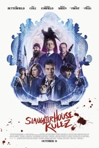 Slaughterhouse Rulez film poster