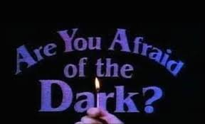 Are You Afraid of the Dark title screen
