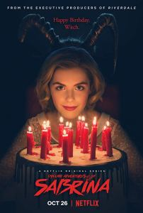 Chilling Adventures of Sabrina poster