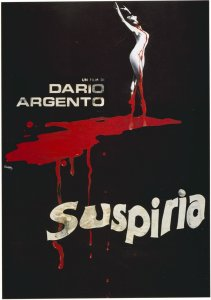 Suspiria original film poster