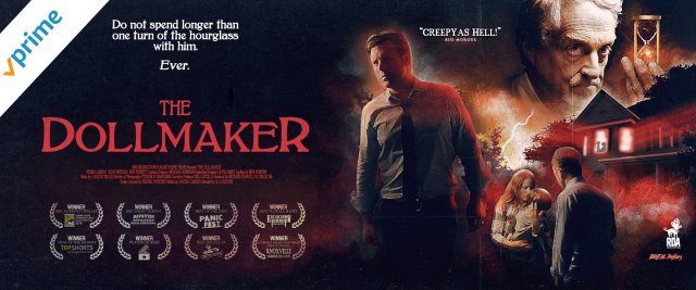 The Dollmaker film poster