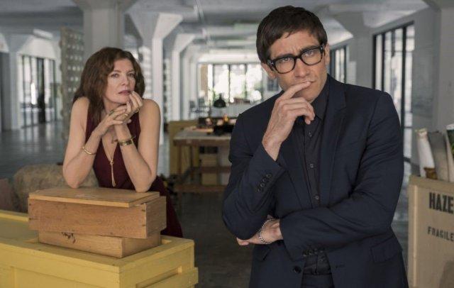 Rene Russo & Jake Gyllenhaal