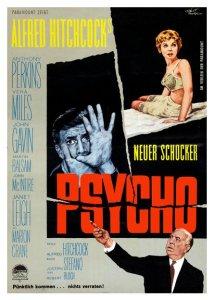 Christmas horror Psycho