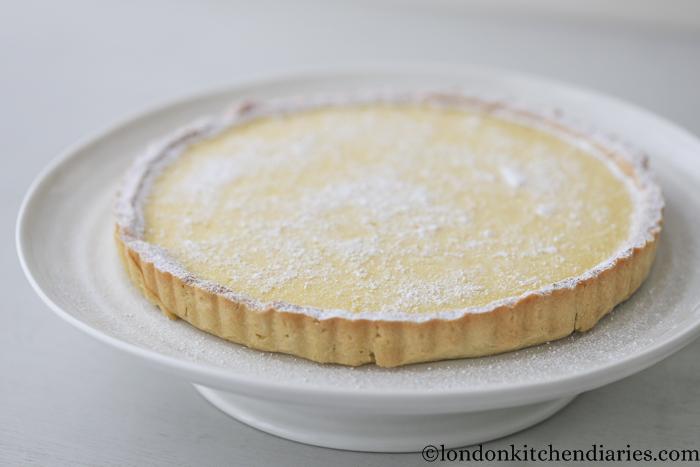 classic lemon tart -1
