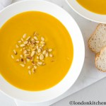 Cumin Spiced Carrot Soup