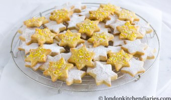 My Great Grandma's Christmas Biscuits