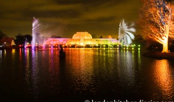 Christmas Magic at Kew Gardens