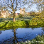 A Walk at Dawn around Sissinghurst Castle Estate in Kent