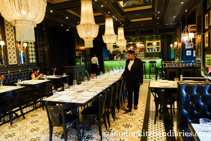 Restaurant National Kitchen by Violet Oon, Singapore