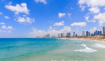 Tel Aviv 'The City that Never Stops'
