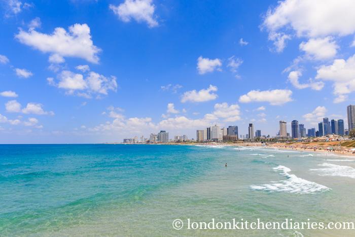 Tel Aviv's amazing beachfront