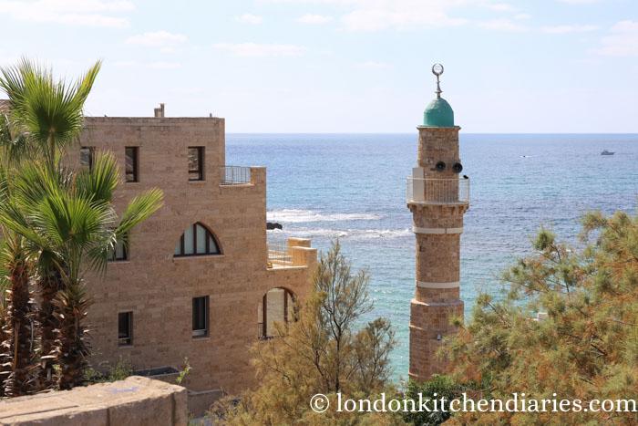 Al-Bahr Mosque Jaffa Israel