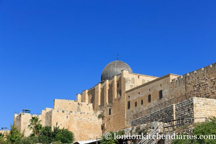 city wall Jerusalem Israel