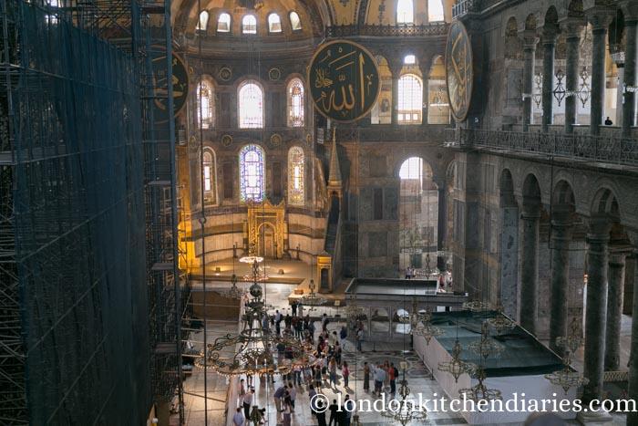 Aya Sofya also known as Hagia Sophia Istanbul