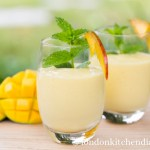 Mango Lassi – Summer Feeling in a Glass!
