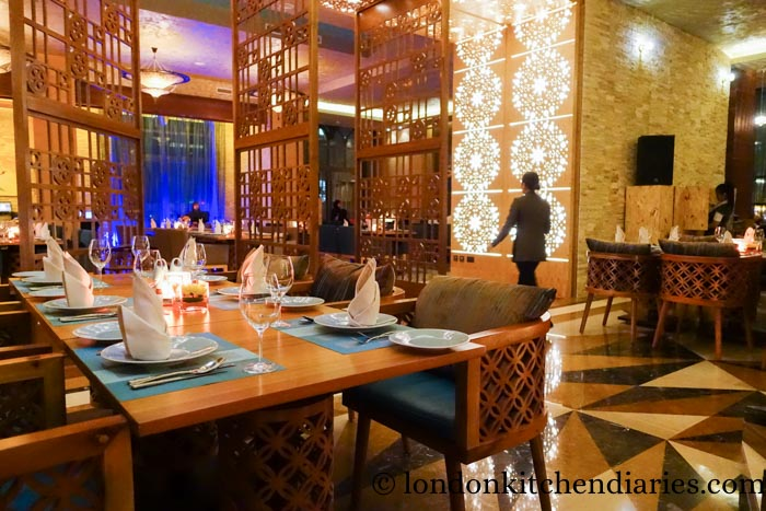 Al Sufra at Marsa Malay Kempinski Doha restaurant review