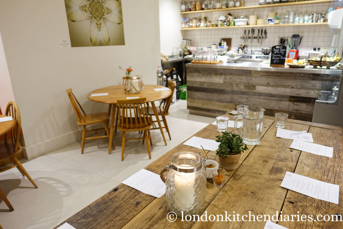 Bhuti's Vegan Tea Room in Richmond London