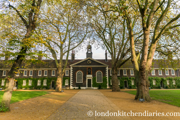 Geffrye Museum London an autumn visit