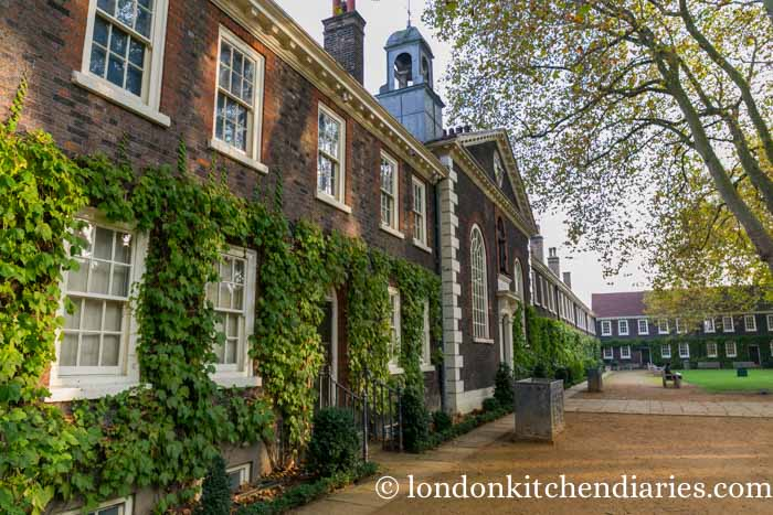 Geffrye Museum London, Shoreditch