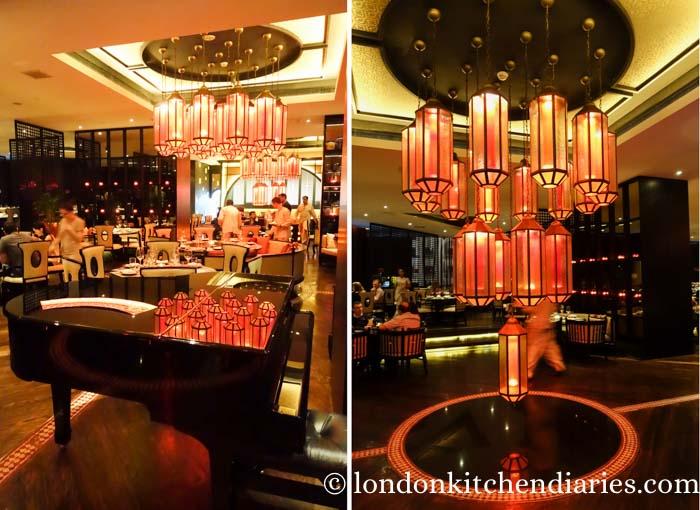 Spice Market at W Doha Hotel & Residences entrance