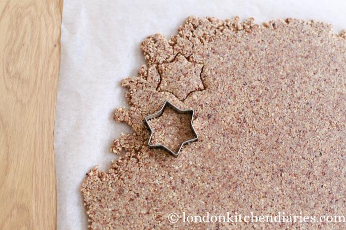 Hazelnut Cinnamon Stars