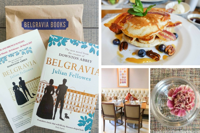 Book and Brunch Sundays at Lowndes Jumeirah Belgravia London