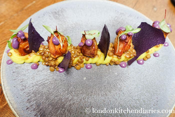 LIMA Fitzrovia London restaurant review