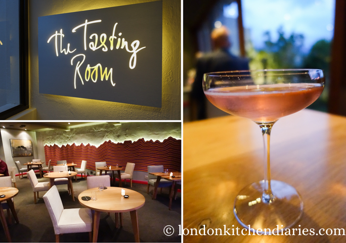 The Tasting Room At Le Quartier Fran Ais South Africa London Kitchen Diaries